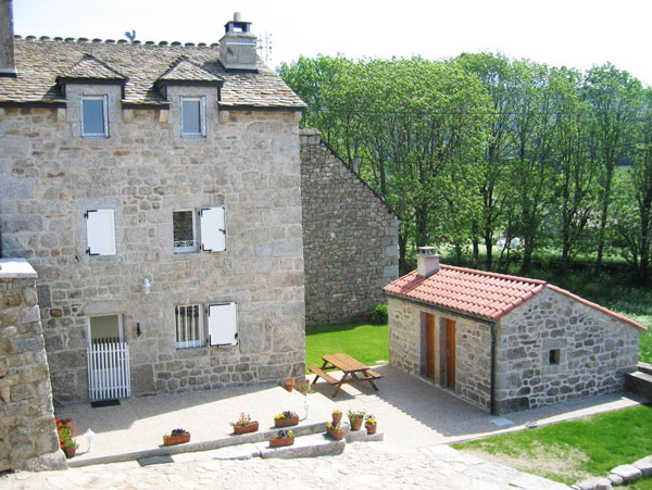location gites lozere