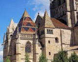 autun cathedrale saone et loire bourgogne